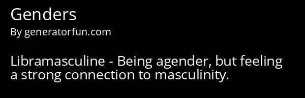 Genders